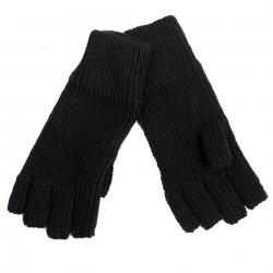 Rukavice pletené 3/4 prsty