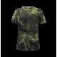 Bavlněné maskáčové triko MILITARY