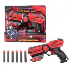 Serve & Protect Pistole, 23 cm, se 6 šipkami