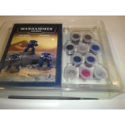 Warhammer 40000 Space Marines, paint set