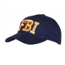Baseballová čepice FBI