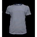 Triko námořnické, bavlna, pánské, krátký rukáv