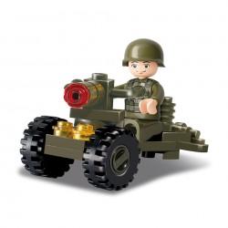 Stavebnice SLUBAN SOLDIER M38-B0118