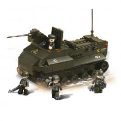 Stavebnice obrněné vozidlo SLUBAN ARMORED VEHICLE M38-B6300
