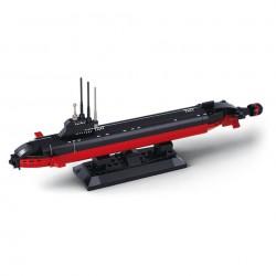 Stavebnice Nukleární ponorka SLUBAN NUCLEAR SUBMARINE M38-B0391