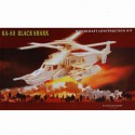 3D Puzzle Bojová helikoptéra Black Shark