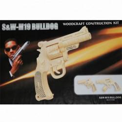 3D puzzle S&W-M119