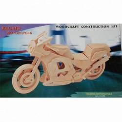 3D puzzle Závodní motorka