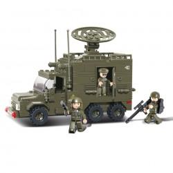 Stavebnice Sluban Radarový vůz M38-B0300