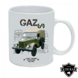 Hrnek GAZ 69