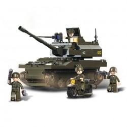 Stavebnice Sluban Tank M38-B9800