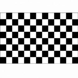Vlajka šachovnice, Flag Racing