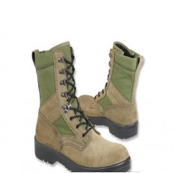 Vojenské originální boty holandská armáda hnědé Jungle